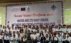 ASEAN WATER PLATFORM (AWP) 6<sup>th</sup> – 14<sup>th</sup> July 2018 (WP4, 1/3)