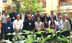 Project Management Board (PMB) meeting at 1 year, RULE Phnom Penh Cambodia, 28<sup>th</sup> November 2018 (WP1)
