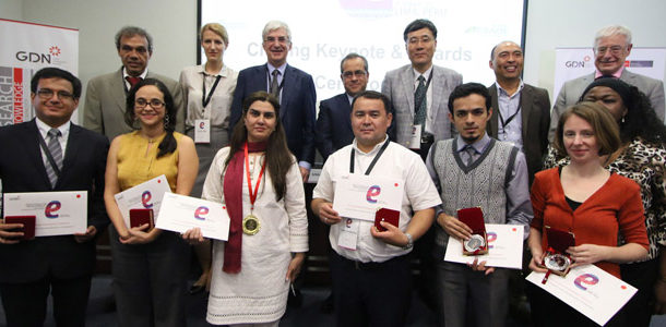 Global Development Awards Competition<br>Japanese Award for Outstanding Research on Development 2019<br>Call for Research Proposals