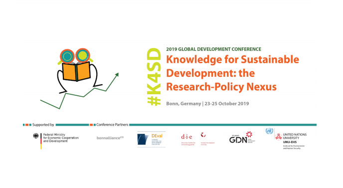 An International Youth Competition,Young researchers and practitioners in development:Tell us why sustainable development research matters